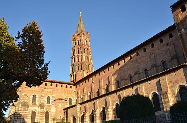 Quartier Saint Sernin Toulouse
