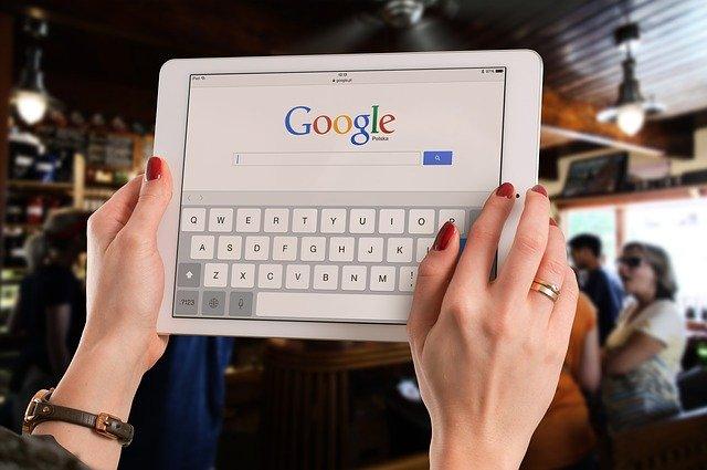 chercher un bien sur internet