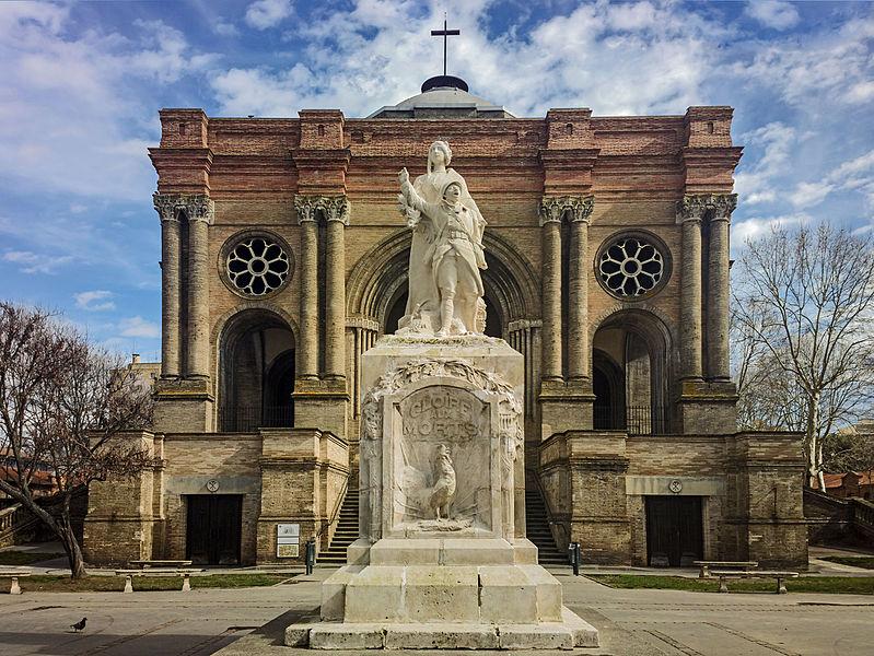 Monument aux mort Toulouse