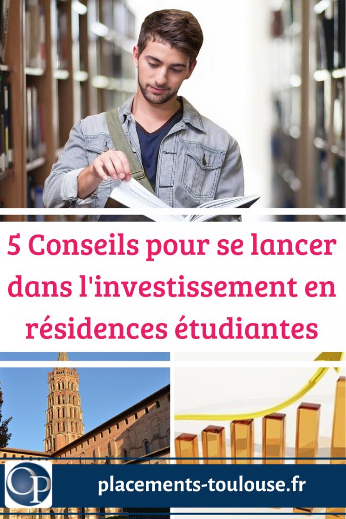 investissement résidences étudiantes
