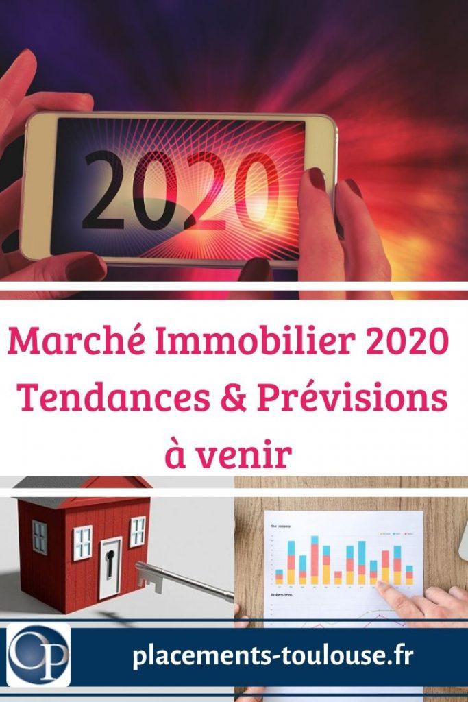 marché immobilier 2020