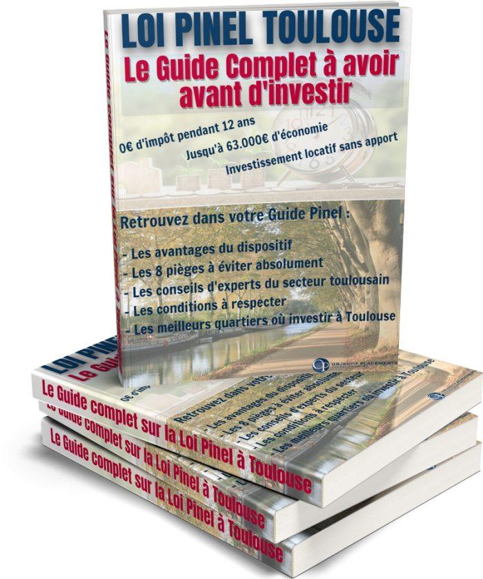 Guide Spécial Loi Pinel Toulouse